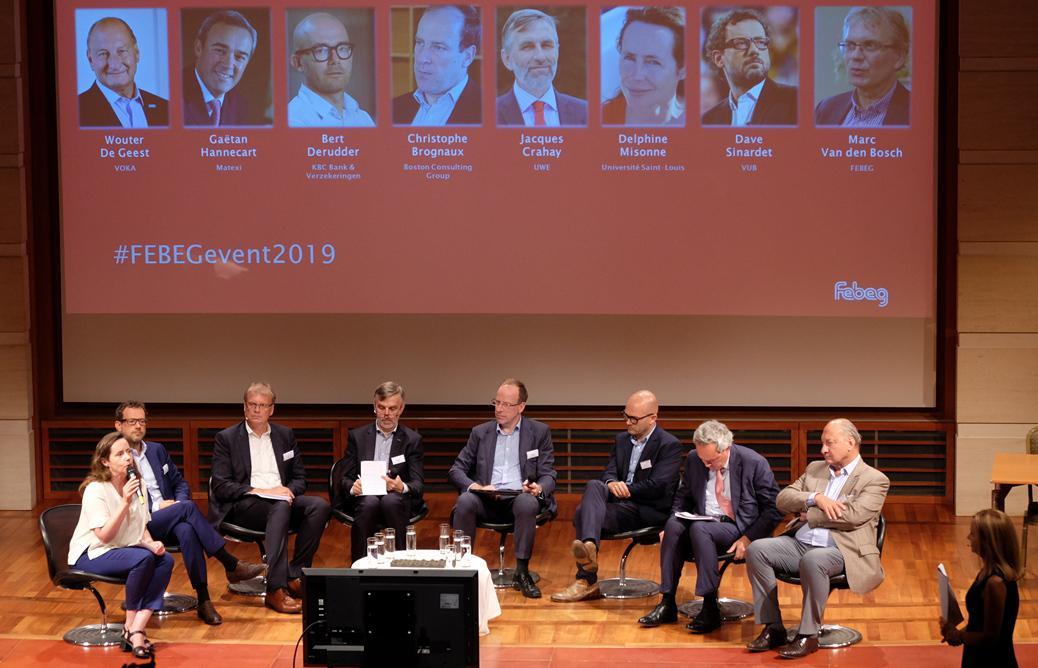 FEBEG Year Event 2019 debate